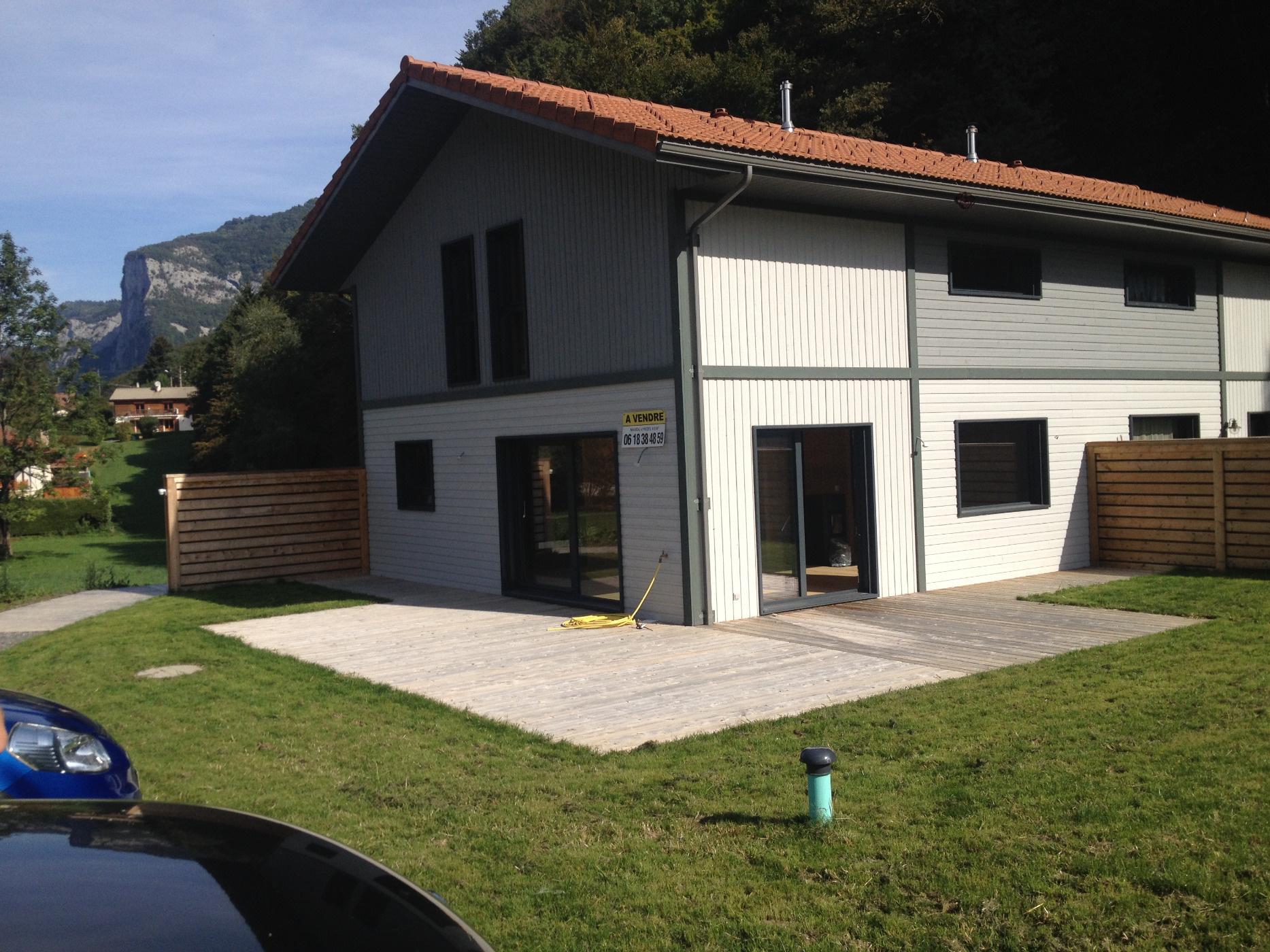Offres de location Villa Magland 74300